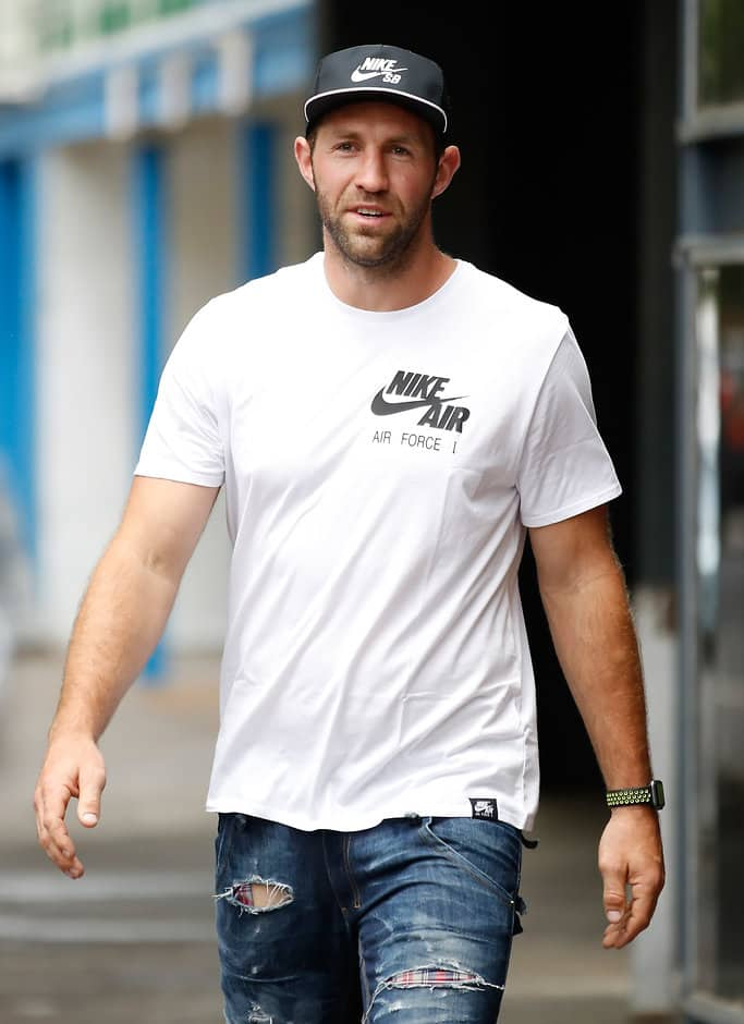 Former Magpie Travis Cloke has retired - AFL,Retirements,Travis Cloke,Western Bulldogs
