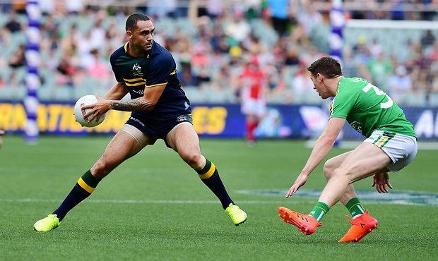 AFL 2017 IRS Series - Australia v Ireland