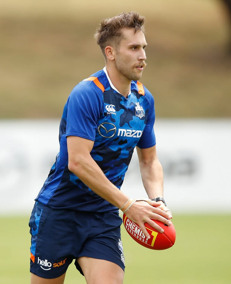 Jamie Macmillan has signed a deal with North until the end of the 2020 season - AFL,Contracts,Jamie Macmillan,North Melbourne Kangaroos