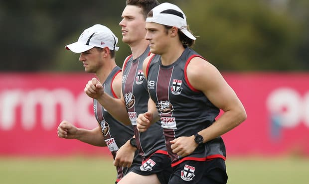 Can Jack Steele go to the next level in 2018 following an impressive first season at St Kilda?
