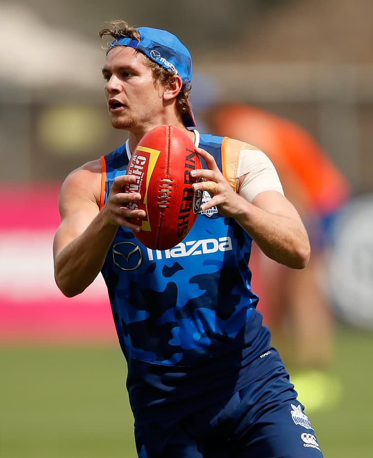Jed Anderson will be out of action until late January  - AFL,North Melbourne Kangaroos,Injuries,Jed Anderson