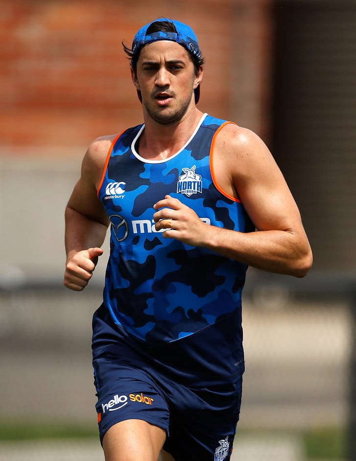 Taylor Garner has signed a two-year extension with the Roos - AFL,North Melbourne Kangaroos,Taylor Garner
