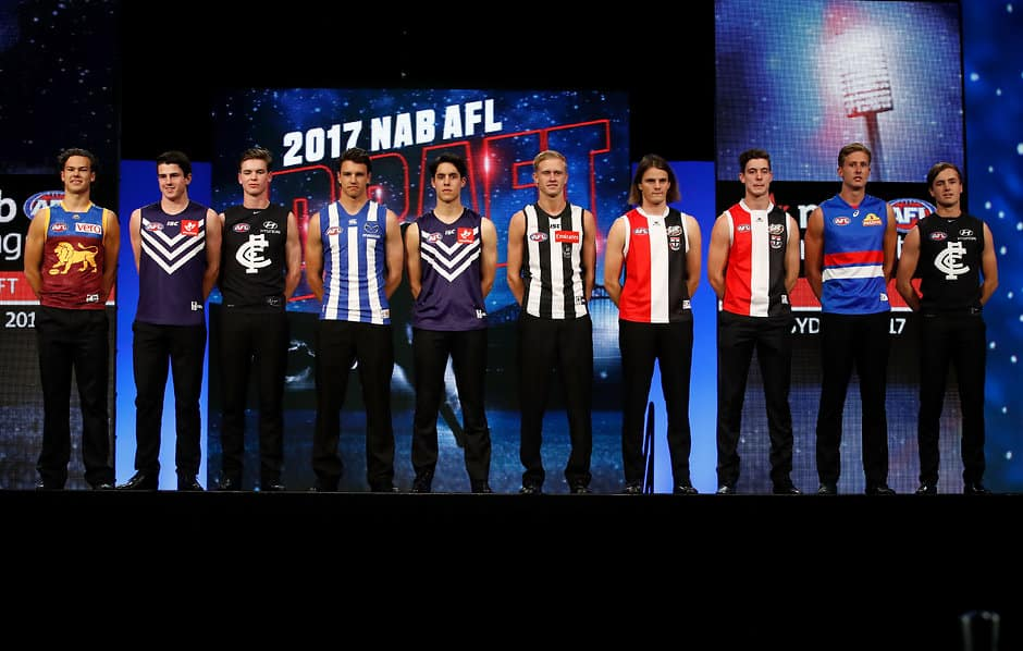 The Trade Period deadline is moving to prime time and the NAB AFL Draft will become a two-day event. - Fremantle,Fremantle Dockers