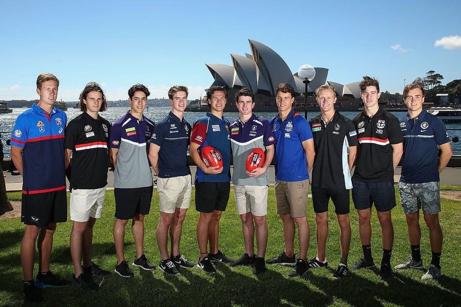 Indicative draft order: Your club's picks as they stand - AFL com au