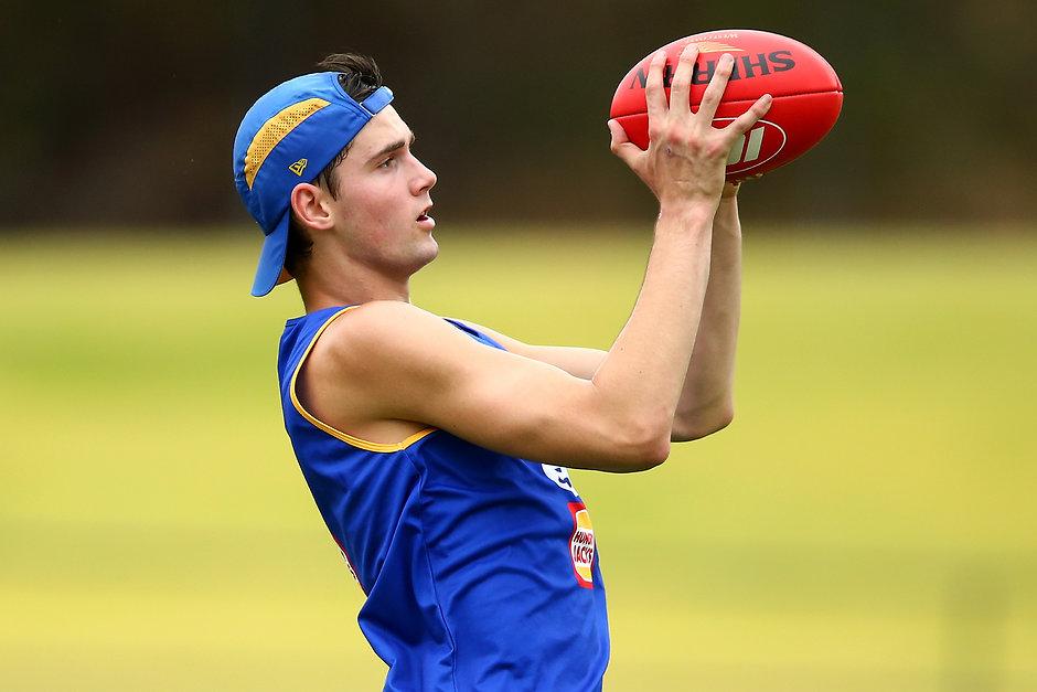 Jarrod Brander has put on six kilos over the summer - AFL,West Coast Eagles,Jarrod Brander