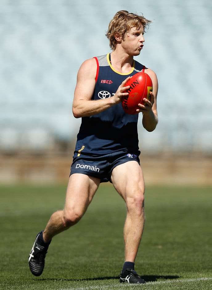 Rory Sloane is out of contract at the end of the season - AFL,Trade,Free Agency