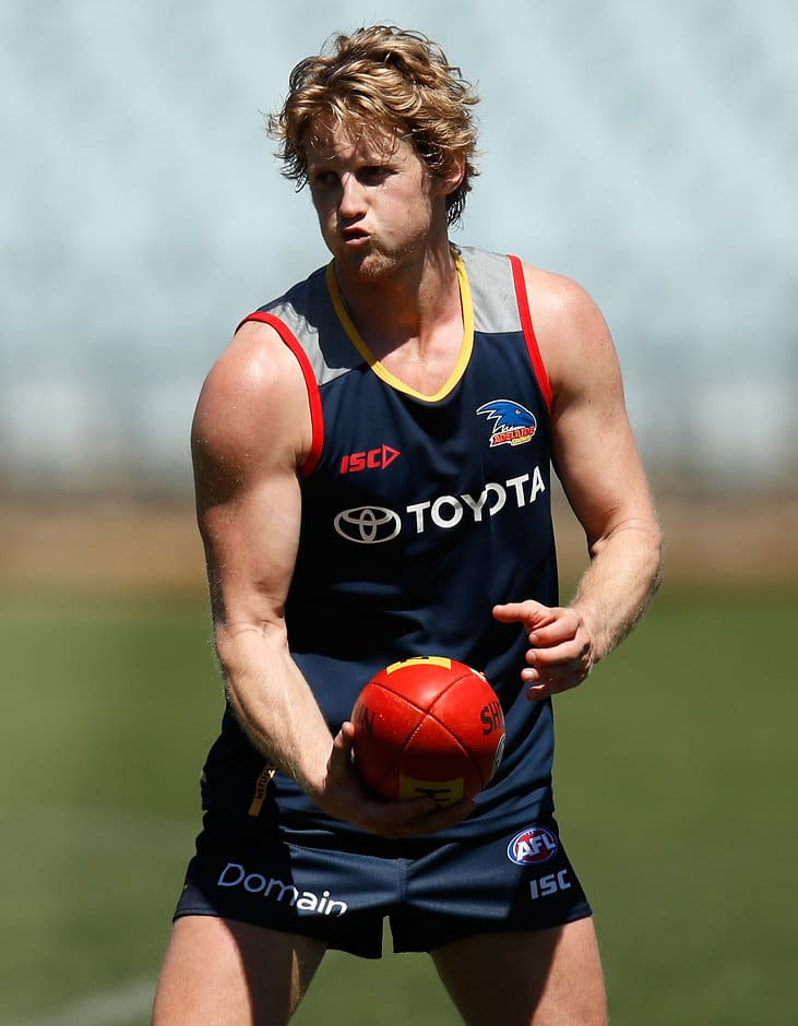 Rory Sloane will take his time thinking over his contract decision - AFL,Contracts,Adelaide Crows,Rory Sloane