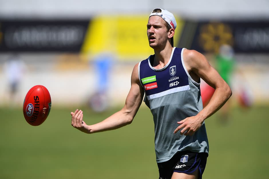 Taylin Duman will debut for the Dockers - AFL,St Kilda Saints,GWS Giants,Carlton Blues,West Coast Eagles,Port Adelaide Power,Geelong Cats