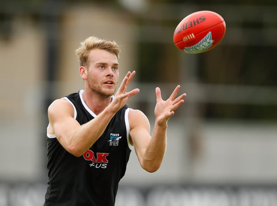 Could AFLX give Jack Watts the perfect start to his Port career? - AFL,Adelaide Crows,Brisbane Lions,Carlton Blues,Collingwood Magpies,Essendon Bombers,Fremantle Dockers,Geelong Cats,Gold Coast Suns,GWS Giants,Hawthorn Hawks,Melbourne Demons,North Melbourne Kangaroos,Port Adelaide Power,Richmond Tigers,St Kilda Saints,Sydney Swans,West Coast Eagles,Western Bulldogs