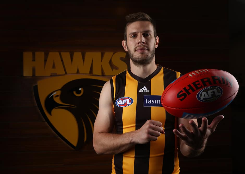 Grant Birchall was hoping for a surprise return during the AFL finals - AFL,Grant Birchall,Hawthorn Hawks,Injuries
