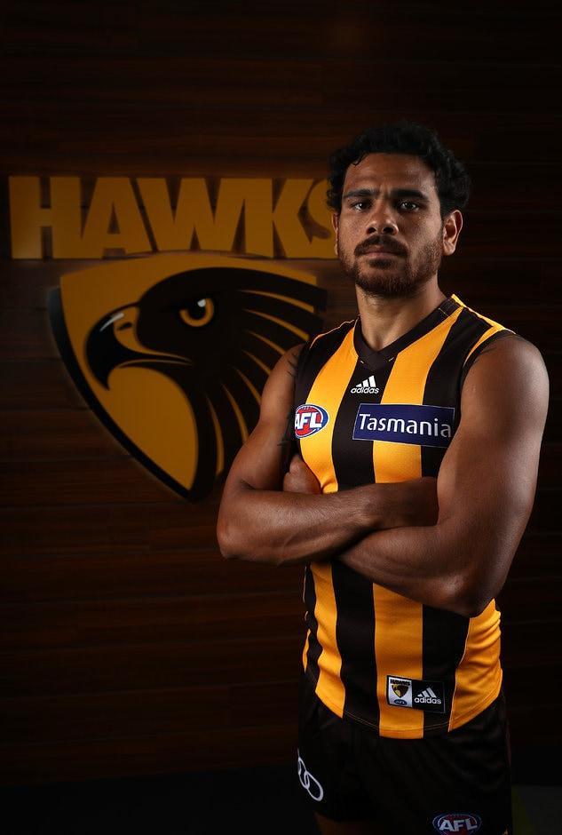 Cyril Rioli is set to play in round one despite not playing a pre-season game - AFL,Hawthorn Hawks,Cyril Rioli,Tim O'Brien,Injuries