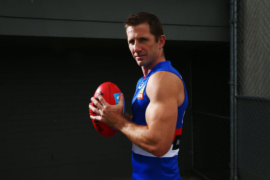 Jack Macrae has backed Dale Morris to come back this season from a partial ACL tear - AFL,Injuries,Western Bulldogs,Dale Morris