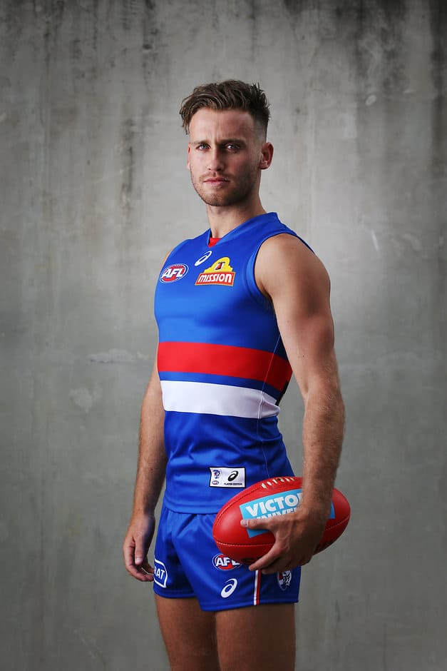 Hayden Crozier has been promised a half-back role with the Bulldogs - AFL,Hayden Crozier,Fremantle Dockers,Western Bulldogs