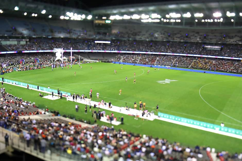 The 2018 AFLX Melbourne tournament - AFL,AFLX