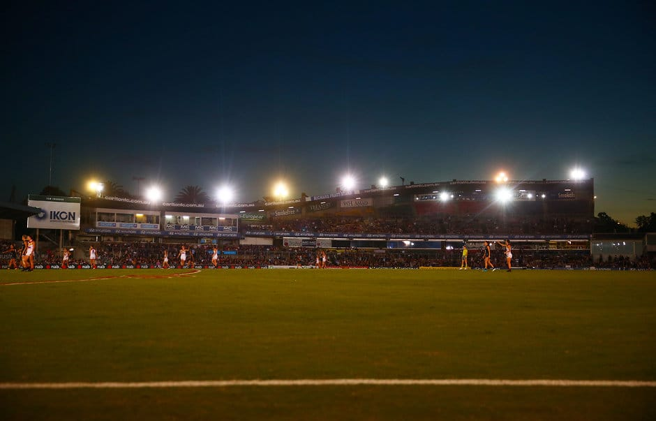 Lions coach Craig Starcevich says lighting at Ikon Park may cause safety issues - AFLW,Brisbane Lions,Carlton Blues