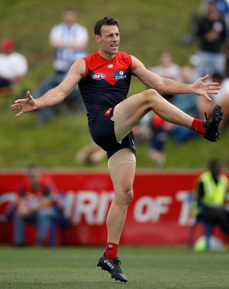 Cameron Pedersen's six-season stint at Melbourne has ended - AFL,Melbourne Demons,Cameron Pedersen