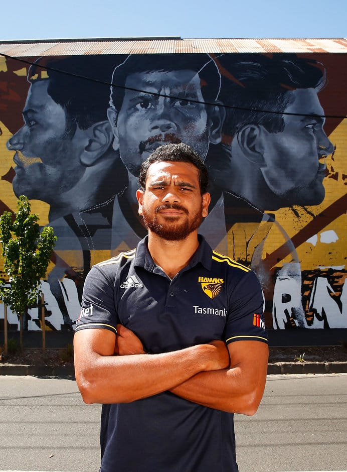 Cyril Rioli is back for the Hawks - AFL,Hawthorn Hawks,Cyril Rioli