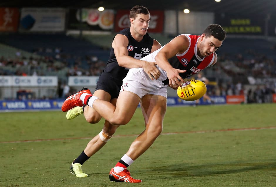 If Paddy McCartin can stay on the park, Saints fans expect a return to the finals - AFL,St Kilda Saints,Season previews,Your say,Sebastian Ross,Paddy McCartin