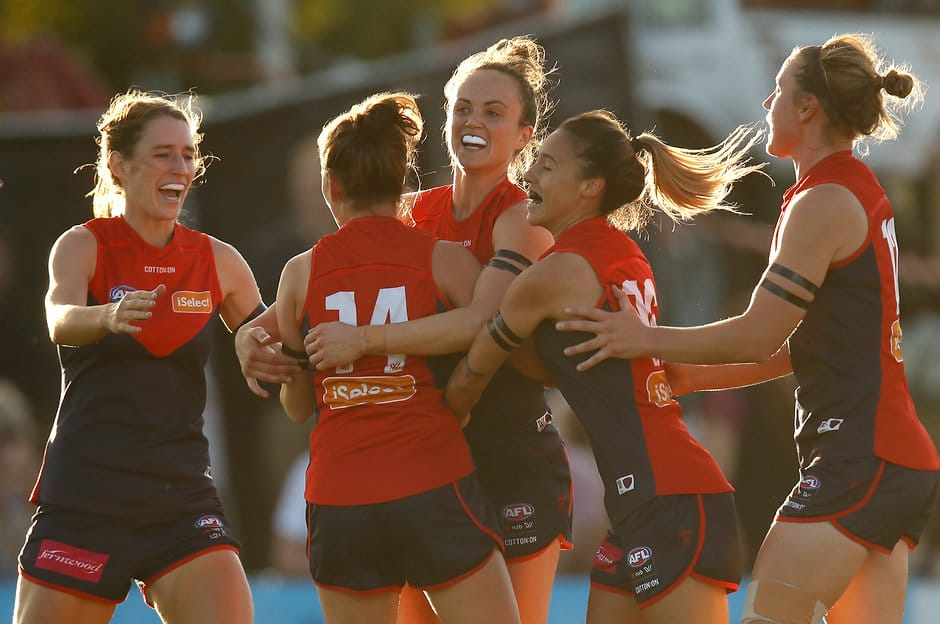 Daisy Pearce (c) has been named in her third team of the week this season - AFLW,Team of the Week