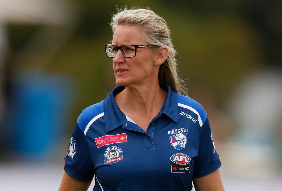 Women's football pioneer Debbie Lee may be in line for elevation to the AFL Hall of Fame under changes made to induction rules - AFL,Hall of Fame