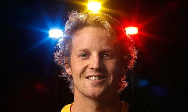 Rory Sloane will captain the Crows on Saturday