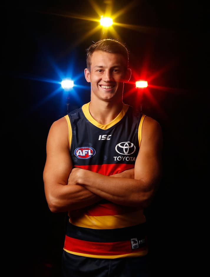 Tom Doedee is the round two NAB AFL Rising Star - AFL,Rising Star,Tom Doedee,Adelaide Crows