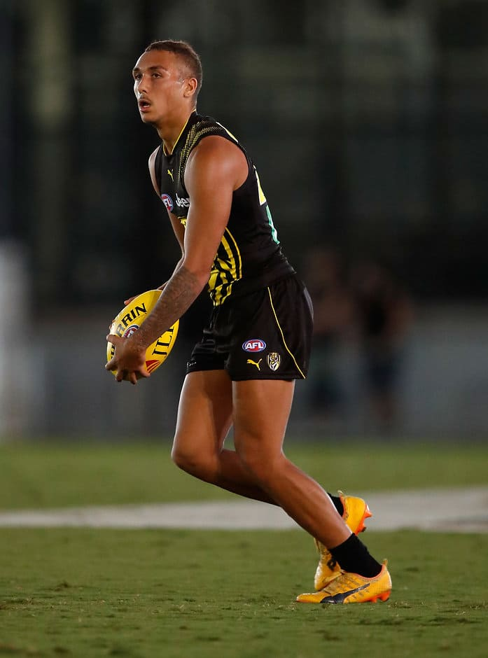 Shai Bolton has been named for the Tigers - AFL,Adelaide Crows,Brisbane Lions,Collingwood Magpies,Carlton Blues,Essendon Bombers,Fremantle Dockers,Geelong Cats,Gold Coast Suns,GWS Giants,Hawthorn Hawks,Melbourne Demons,North Melbourne Kangaroos,Port Adelaide Power,Richmond Tigers,St Kilda Saints,Sydney Swans,West Coast Eagles,Western Bulldogs