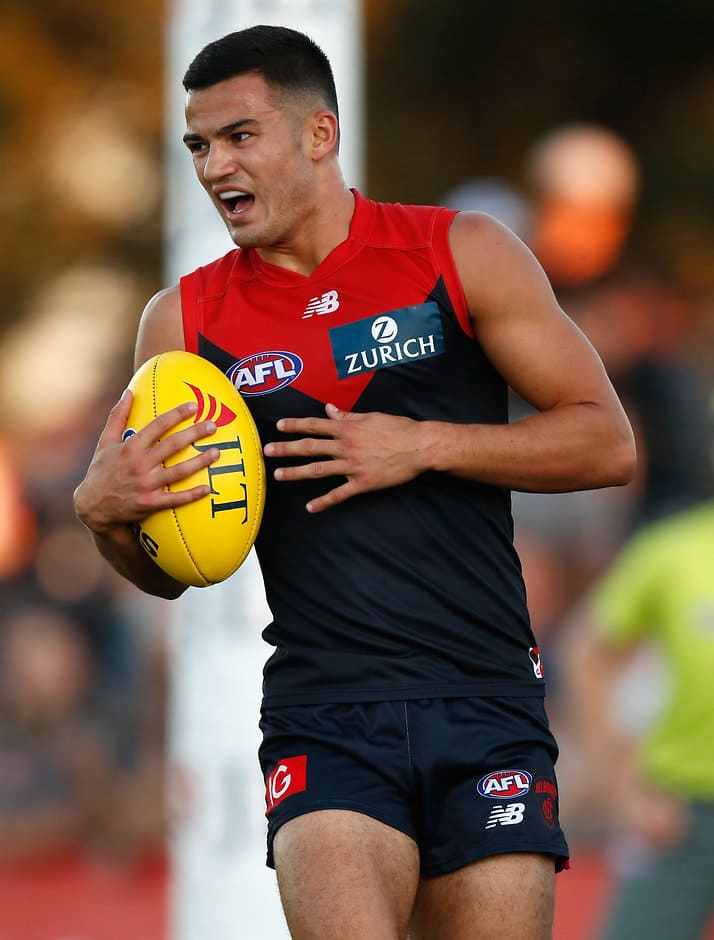 Billy Stretch could miss the rest of the season - AFL,Melbourne Demons,Injuries,Billy Stretch