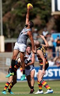 AFL 2018 JLT Community Series - Port Adelaide v Adelaide Crows
