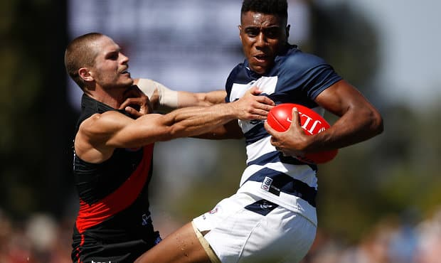 AFL 2018 JLT Community Series - Geelong v Essendon