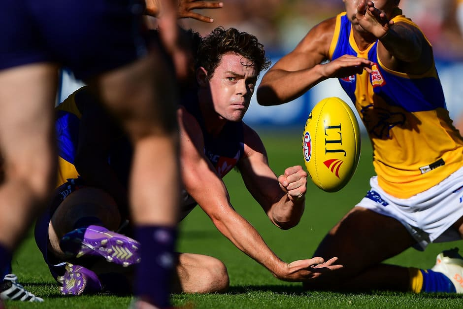 Lachie Neale racked up the highest Fantasy total for week three of the JLT Community Series - AFL,Fantasy