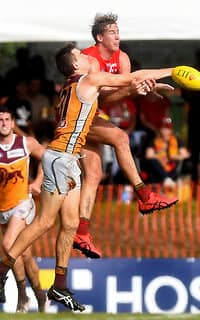 - Gold Coast Suns,Tom Lynch