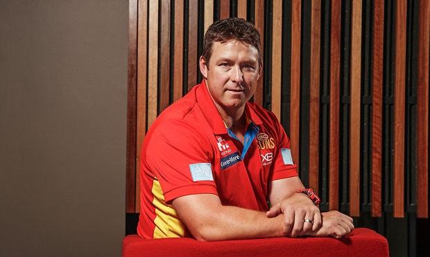 AFL 2018 Portraits - Stuart Dew