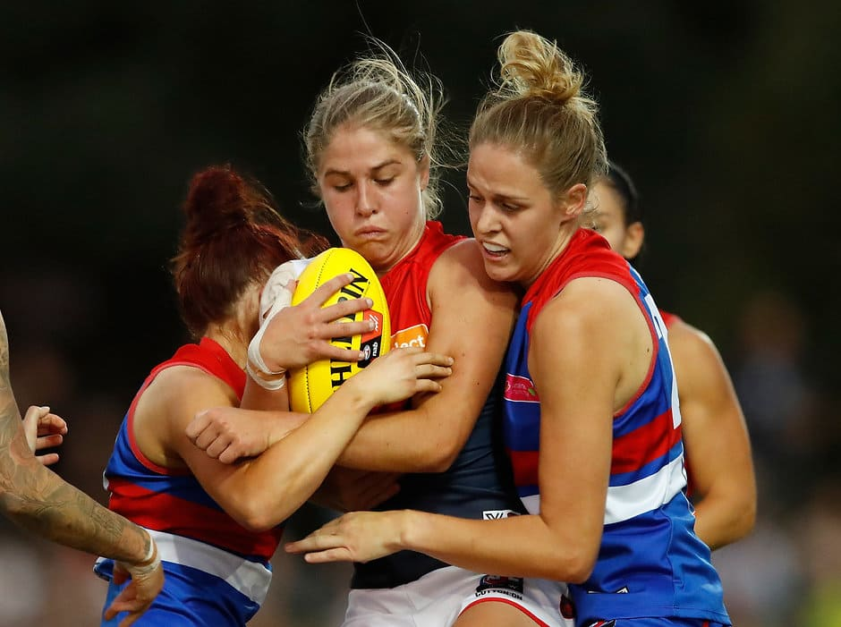 AFLW Match Info | Western Bulldogs v Melbourne - westernbulldogs com au