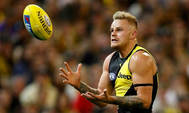 Brandon Ellis is one of the League's most diligent players when it comes to recovery - AFL,Richmond Tigers,Brandon Ellis