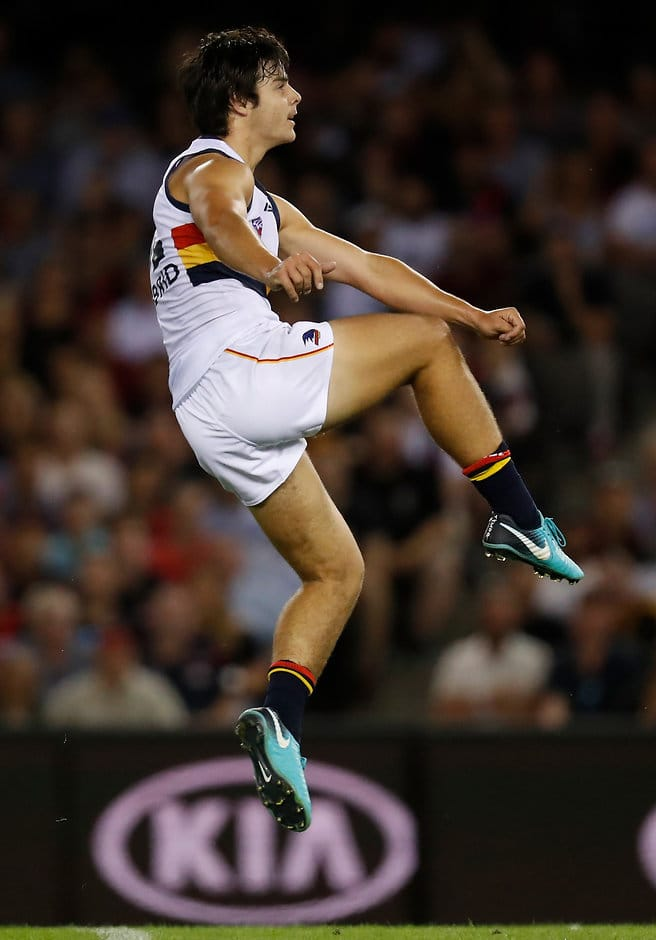 Darcy Fogarty is back for the Crows - AFL,Adelaide Crows,Collingwood Magpies,Adelaide Oval
