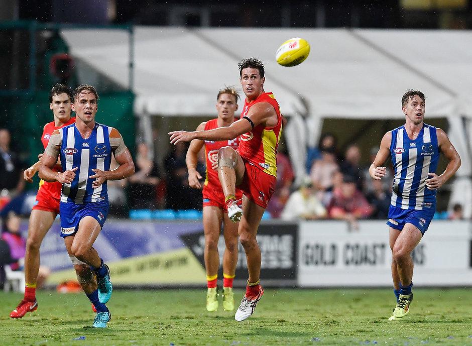 - Gold Coast Suns,Jarrod Witts,Aaron Young,David Swallow