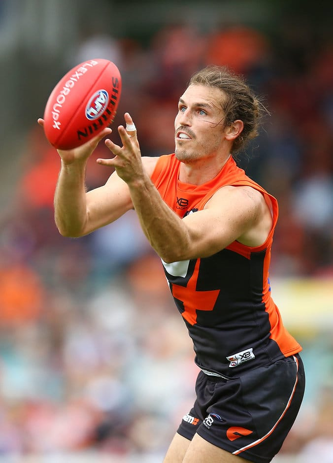 Phil Davis is guaranteed a tough opponent against the Eagles - AFL,GWS Giants,West Coast Eagles