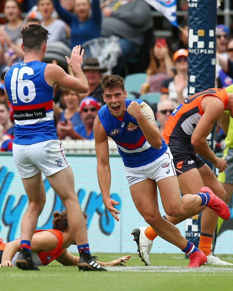 Four things to watch: Giants v Dogs