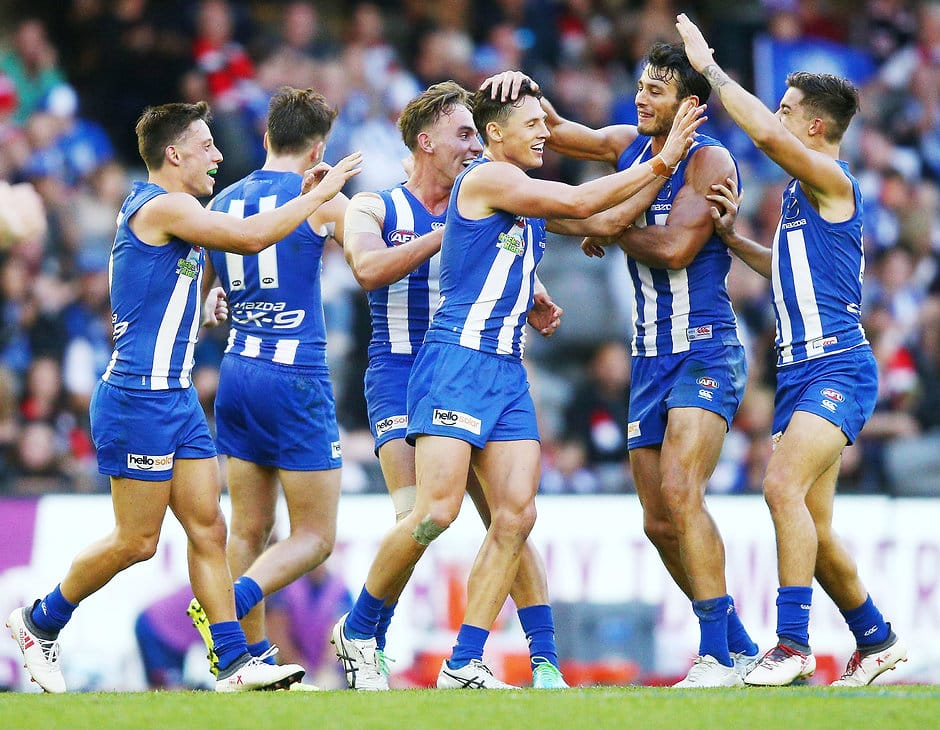 Ben Jacobs has put the clamps on a host of opponents this season - AFL,North Melbourne Kangaroos,Ben Jacobs