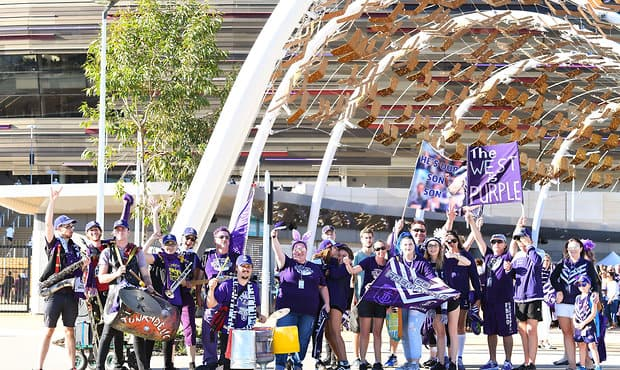 Are you a male Freo fan aged between 35 and 65?