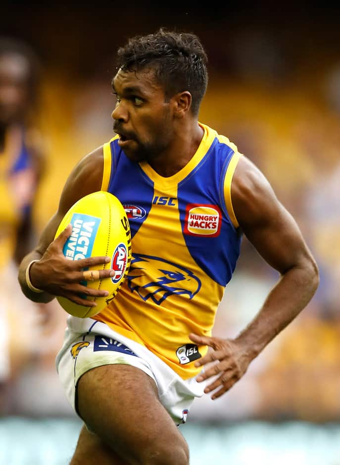 Liam Ryan was drafted by West Coast with one of the picks swapped with Gold Coast - AFL,Trade,West Coast Eagles,Gold Coast Suns