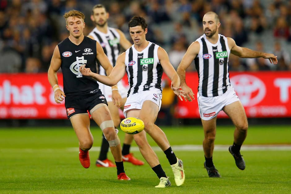 Old foes to meet in Morwell - collingwoodfc com au