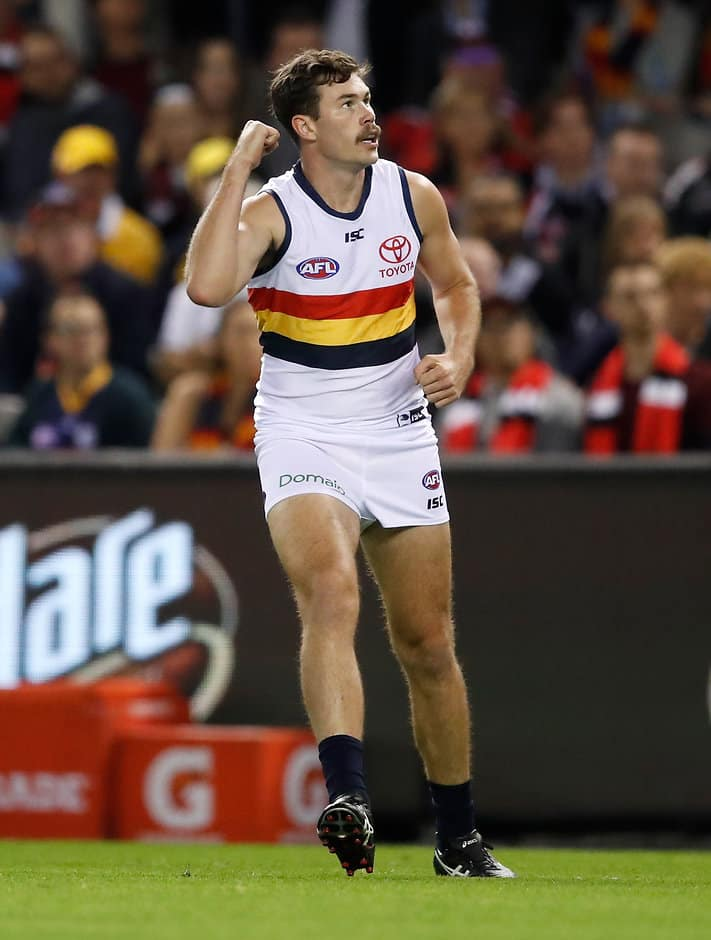 Carlton and Adelaide have agreed a deal to make Mitch McGovern a Blue - AFL,Carlton Blues,Adelaide Crows,Mitch McGovern