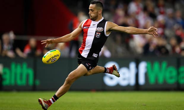 The Saints have added a mixture of youth and experience to their squad to take on Geelong.