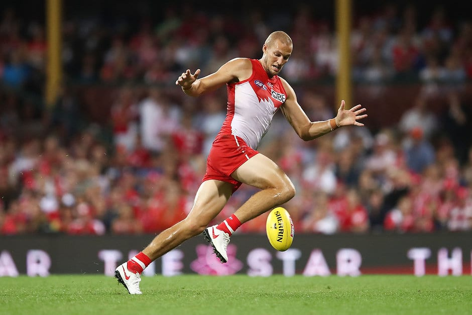 Sam Reid will be out for at least eight weeks, the Swans say - AFL,Sydney Swans,Sam Reid,Lewis Melican,Injuries