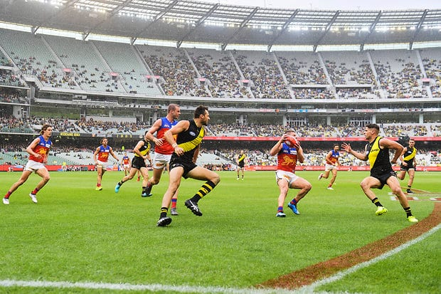 Round 4 - Richmond Vs Brisbane Lions - lions com au