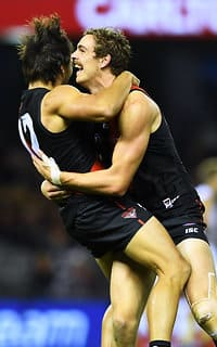 AFL 2018 Round 04 - Essendon v Port Adelaide