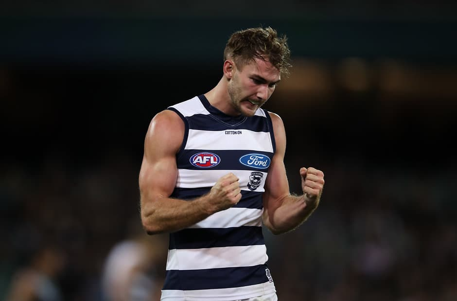 Thurlow replaces Selwood for Swans clash. - Geelong Cats