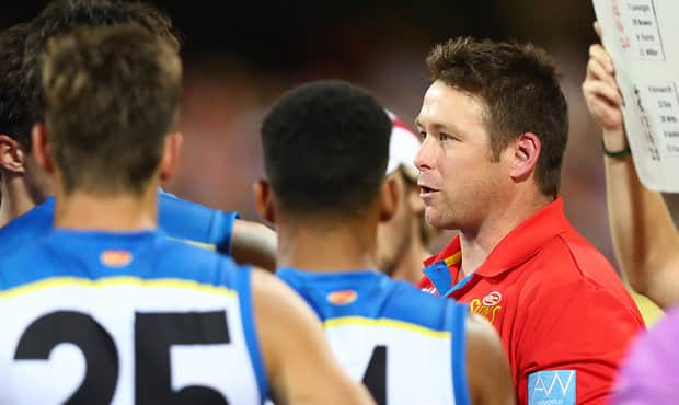 AFL 2018 Round 05 - Brisbane v Gold Coast